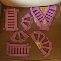 My Little Pony Friendship Express Replacement Track Lot of 6