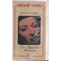 La Signora Miniver VHS Greer Garson/Walter Pidgeon/Teresa Wright Sigillata