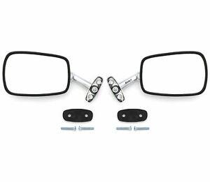 Fairing Mirror Set - Honda GL500 GL650 GL1100 - Gold Wing Silver Wing