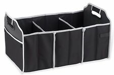 Car Van Truck Trunk Organizer Foldable Collapsible Storage Bag Compartments