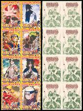 8 ANIME MANGA NARUTO Philippine TEKS / Trading Cards 4