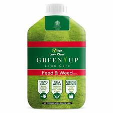 Vitax 5FW1 Green Up Liquid Feed & Weed Lawn Care