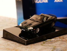 AUTOART JAGUAR XKR CABRIO GREEN  1:43 ART. 53701   NEW DIE-CAST