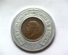 Hooper Struve Mineral Waters Encased 1936 Farthing Lucky Penny