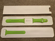 Genuine Apple Watch Strap - 42mm Green Sport Band