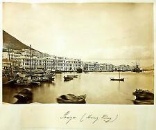 1869 RARE CHINA PHOTOS - WILLIAM PRYOR FLOYD - Hong Kong - Pekin - Amoy - Canton