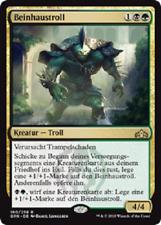 Charnel Troll / Beinhaustroll (mint, Gilden von Ravnica, deutsch)
