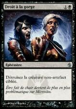 Droit à la gorge - Go for the Throat - Magic mtg