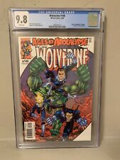 Marvel Wolverine #148 CGC 9.8 NM/M