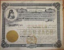 Historische deutsche Eisenbahn-Wertpapiere