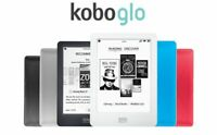 LISEUSE KOBO GLO EBOOK READER N 613 6'' tactile rétroéclairage Wi-fi 2 Go e-ink