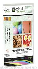 CRICUT Imagine Cartridge ' SNAPSHOT EVERYDAY '  - For CRICUT IMAGINE Machines