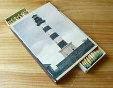 "Estonia Estonian LIGHTHOUSE ""Osmussaare"" Matchboxes Set 1980s"