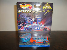 John Andretti-Hot Wheels-Pro Racing-1:64 Scale Diecast-With Tool Box-1998