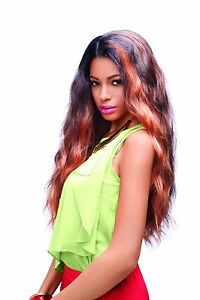 Sleek Fashion Idol 101 Synthetic Lace Front Wig -  INDIA SPECIAL COLOURS
