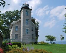 Sodus Point Lighthouse 8X10 Photo Light House Picture New York Ny