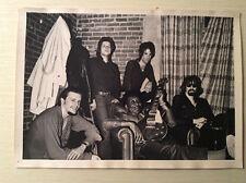 Original 1970's Vintage J. Geils with Muddy Waters estate photograph