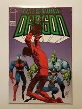 Savage Dragon #36 NM (Image,1997) Red Giant, Star, Zeek and Alex Wilde!