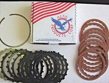 700R4 4L60 4L60E ALTO 3-4 Red Eagle 9 Plate Friction Kolene Steels Powerpack Kit