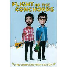 Flight of The Conchords Comp 1st SSN 0026359441820 With Jemaine Clement DVD