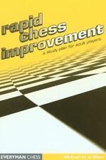 Rapid Chess Improvement by Michael de la Maza (2002, Paperback)