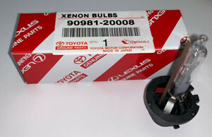 XENON Headlight D2R HID Bulb OEM REPLACEMENT T0Y0TA LEXVS ACVRA 90981-20008