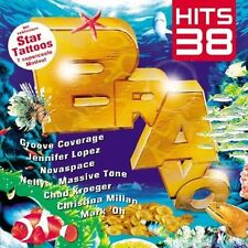 Bravo Hits 38 (2002) Will Smith, Jennifer Lopez, Xavier Naidoo, Tiziano.. [2 CD]