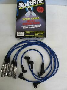Splitfire twin core ignition leads WS-9139 to fit Volkswagen,Audi