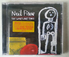 NEIL FINN - 'Try Whistling This' CD 1998
