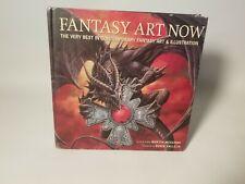 1st Edition Fantasy Art Now book Contemporary Art & Illustration Boris Vallejo