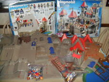 Playmobil 3268 Knights Empire Castle Playset Incomplete from 1993