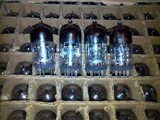 4 * 6n3p 1966 Nos NF double triode ~ 2c51 5670 we396a TUBE AMP Amplificateur à tubes
