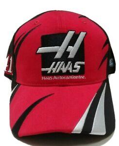 Kurt Busch Haas Automation Hat # 41 Hat - Stewart-Haas Racing - Free Ship