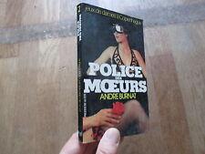 Police mores 2 games lady in Copenhagen 1978 eo andre burnat xx