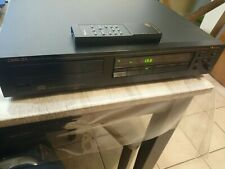 Nakamichi Oms-2A Compact Disc Player (Single Tray)