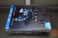 Heat BLU-RAY Limited Edition STEELBOOK (CANADA) BRAND-NEW! - EX!