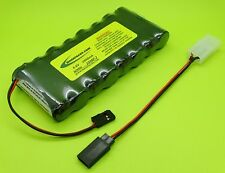 2500mA TRANSMITTER Tx BATTERY FOR FUTABA 3PK / J / MADE IN USA / 2508F-J