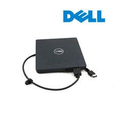 Unidad lectora óptica externa CD DVD con cable eSATA DVD-RW Dell K01B