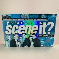 Friends Scene It The Dvd Board Game Complete VGC - FAST POSTAGE
