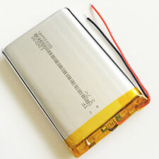 8000mAh 3.7V lipo Rechargeable Battery 126090 Cell For PAD MID Power bank Laptop