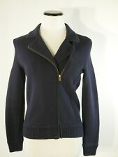 Talbots Petites Women's Sweater Navy Blue