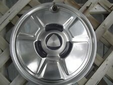 ONE MAZDA R100  HUBCAP WHEEL COVER CENTER CAP POVERTY CAP RX2 RX3 RX4 RX5 RX7