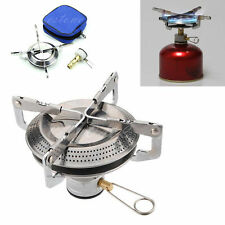 CKO Classic isobutane canister type backpacking stove - stainless steel
