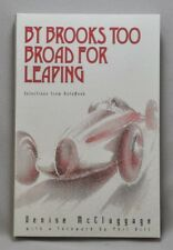By Brooks Too Broad for Leaping by Denise McCluggage