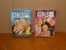 The Girls Next Door Season 1 & 2 DVD SETS - SEALED NEW
