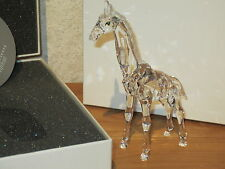 SWAROVSKI *NEW* Bébé Girafle Giraffe Baby 236717 H.15cm