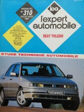 SEAT TOLEDO essence diesel et turbo diesel REVUE TECHNIQUE RTA EXPERT 310 1993