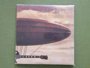 LED ZEPPELIN  Montreux 1970  Triplo LP Vinile 33 giri Sigillato Limited Edition