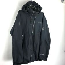 North Face Summit Series Gore-Tex Jacket Recco Size Large Black Parka Mens L