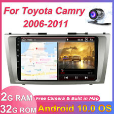 "9"" For Toyota Camry Aurion 2006-2011 Android 10.0 Car GPS Stereo Navi Head unit"